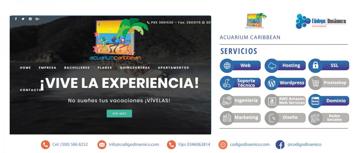 Acuarium Caribbean