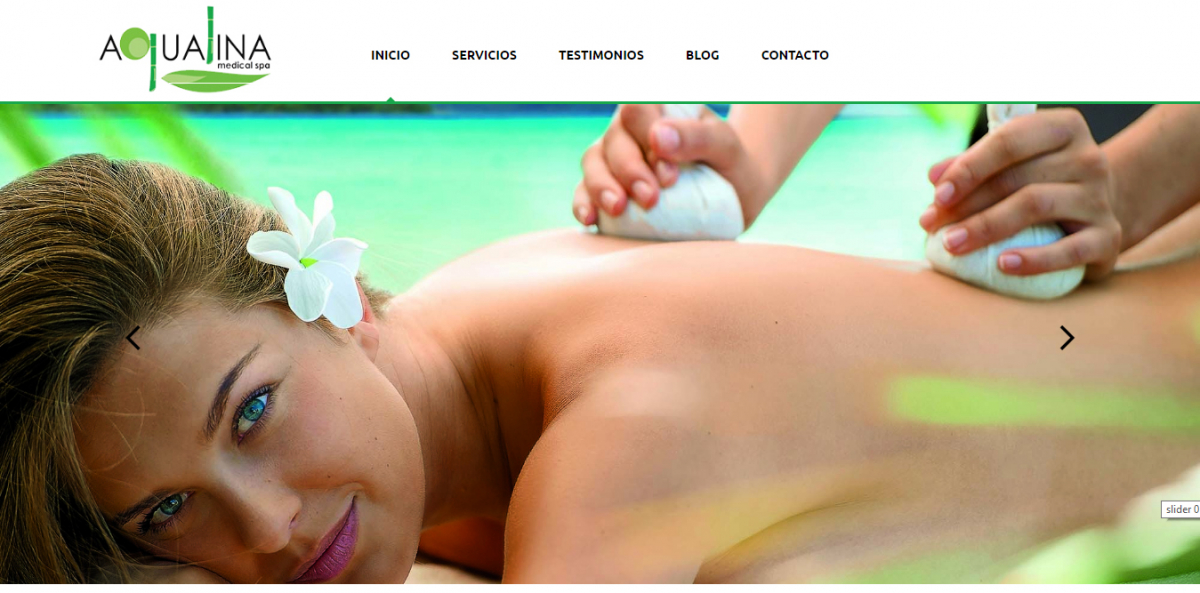 Aqualina Medical spa