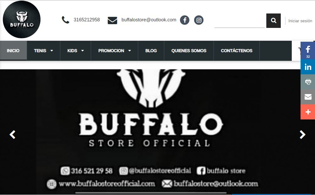 Buffalos Store