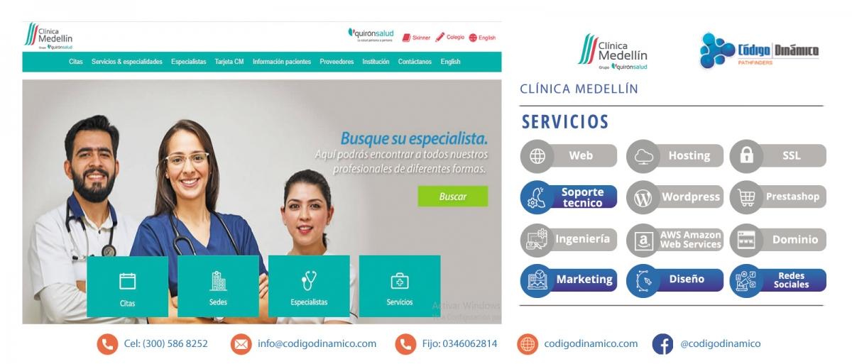 Clínica Medellín