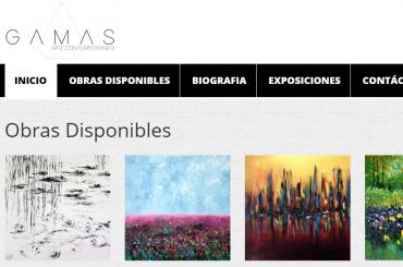 D-Gamas arte contemporáneo