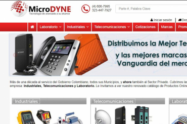MicroDYNE Tecnología de avanzada a su alcance