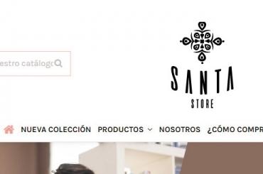 Santa Store tienda virtual