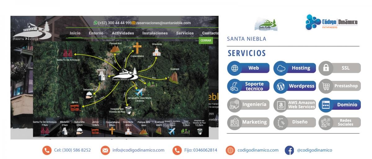 Santa Niebla