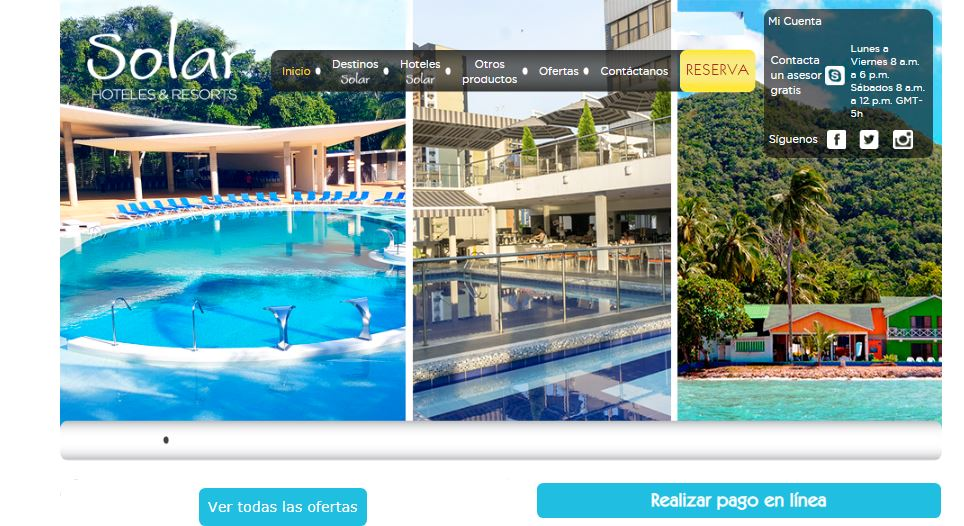 Solar Hoteles