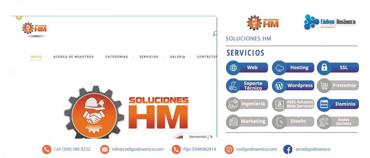 Soluciones HM