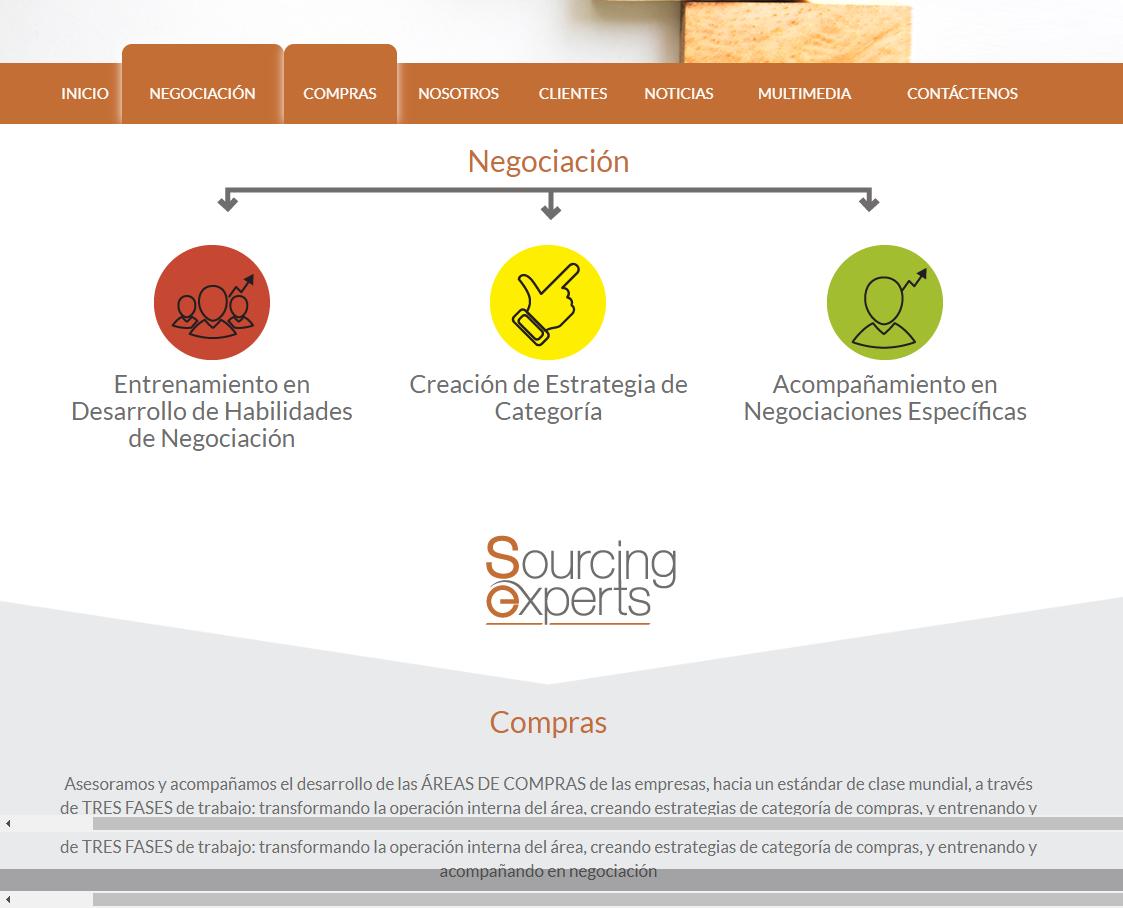 Sourcing experts, consultoria en negociación y compras