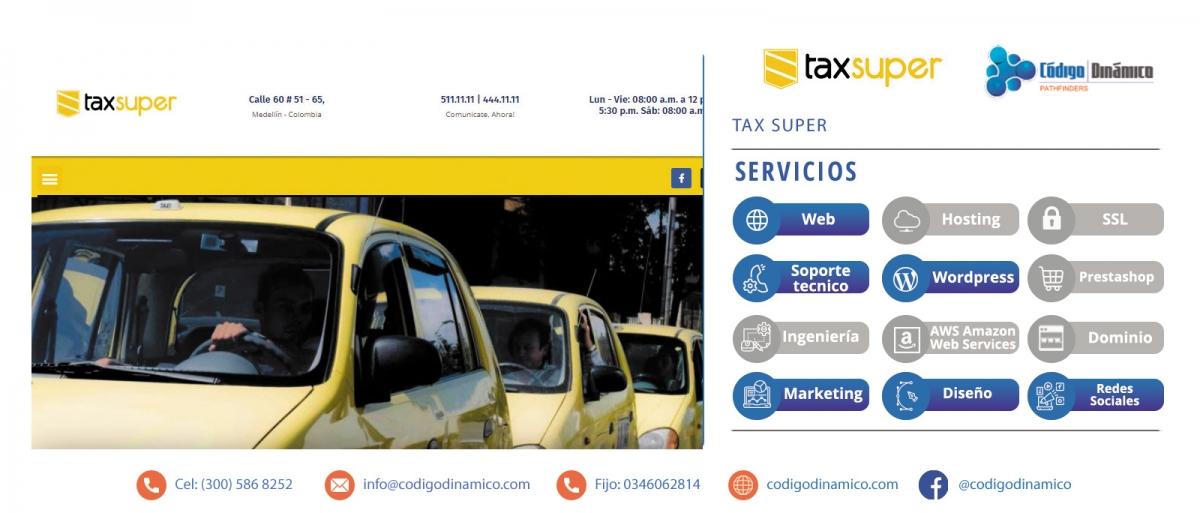 Tax super